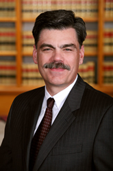 Attorney Steven Bergh, Of Counsel